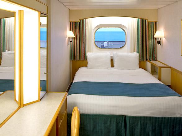 Foto cabina Majesty of the Seas  - Cabina esterna