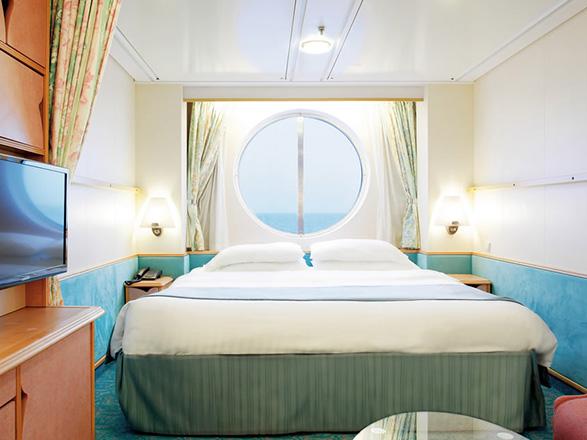 Foto cabina Mariner of the seas  - Cabina esterna