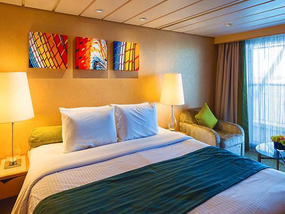 Foto cabina Monarch  - Cabina con balcone