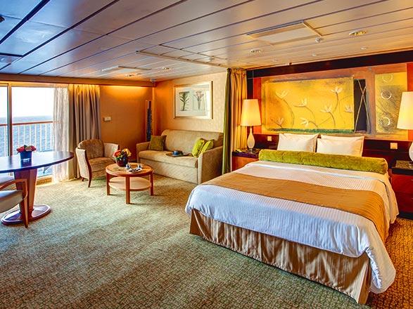 Foto cabina Monarch  - Cabina suite