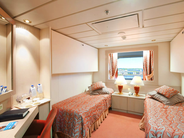 Foto cabina MSC Opera  - Cabina esterna