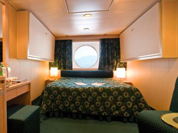 Foto cabina MSC Orchestra  - Cabina esterna