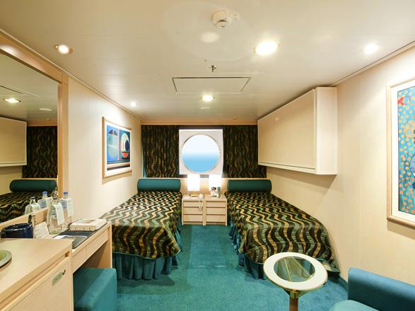 Foto cabina MSC Poesia  - Cabina esterna