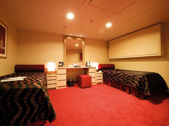 Foto cabina MSC Poesia  - Cabina interna