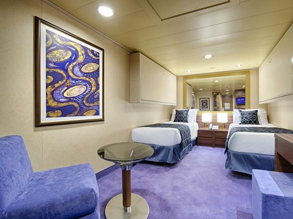 Foto cabina MSC Preziosa  - Cabina interna
