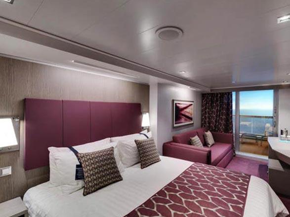 Foto cabina MSC Seaview  - Cabina suite