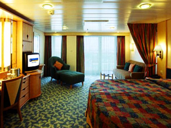 Foto cabina Navigator of the Seas  - Cabina suite
