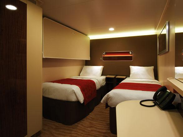 Foto cabina Norwegian Breakaway  - Cabina interna