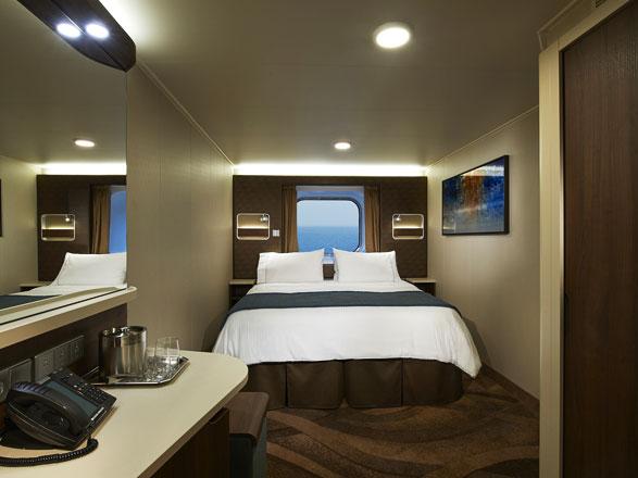 Foto cabina Norwegian Escape  - Cabina esterna