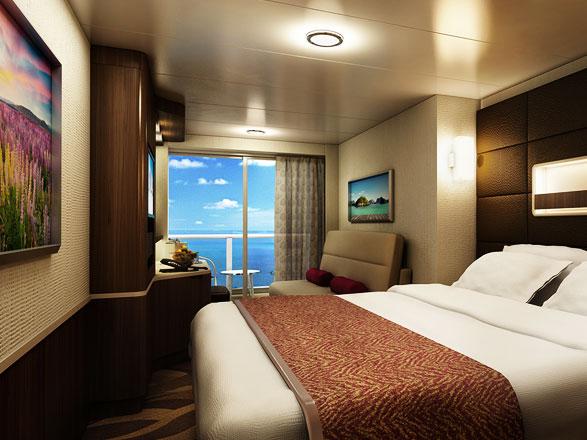 Foto cabina Norwegian Escape  - Cabina suite