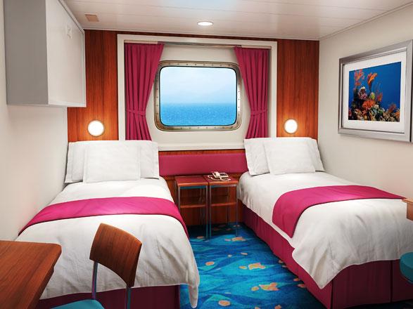 Foto cabina Norwegian Jade  - Cabina esterna