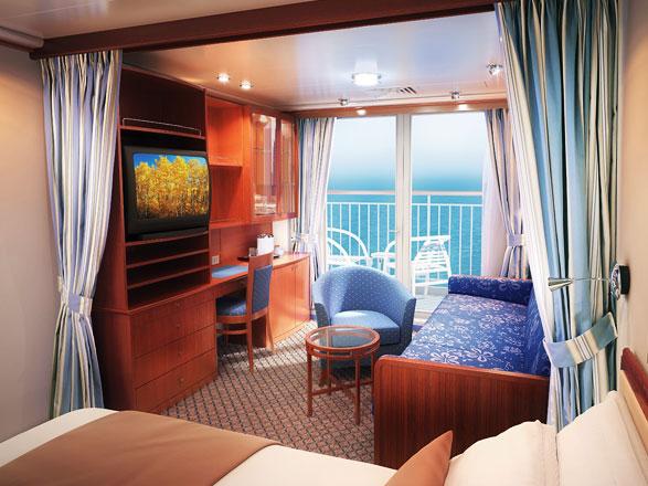 Foto cabina Norwegian Sun  - Cabina suite