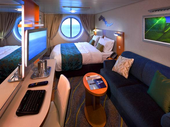 Foto cabina Oasis of the Seas  - Cabina esterna