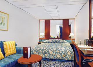 Foto cabina Ocean Princess  - Cabina interna