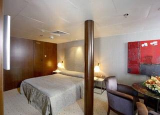 Foto cabina Orient Queen  - Cabina suite