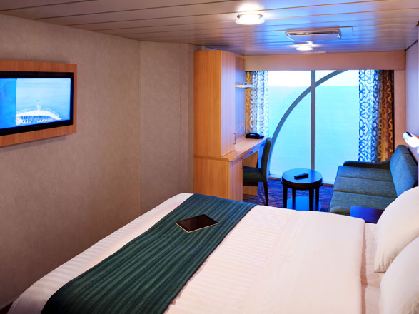 Foto cabina Rhapsody of the Seas  - Cabina esterna