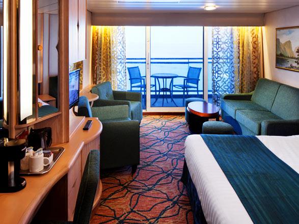 Foto cabina Rhapsody of the Seas  - Cabina suite