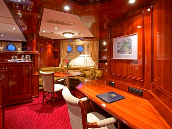 Foto cabina Royal Clipper  - Cabina suite