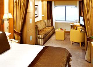 Foto cabina Seabourn Sojourn  - Cabina suite