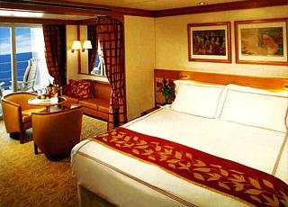 Foto cabina Seven Seas Navigator  - Cabina suite