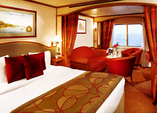 Foto cabina Silver Cloud  - Cabina suite