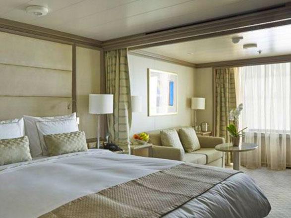 Foto cabina Silver Spirit  - Cabina suite