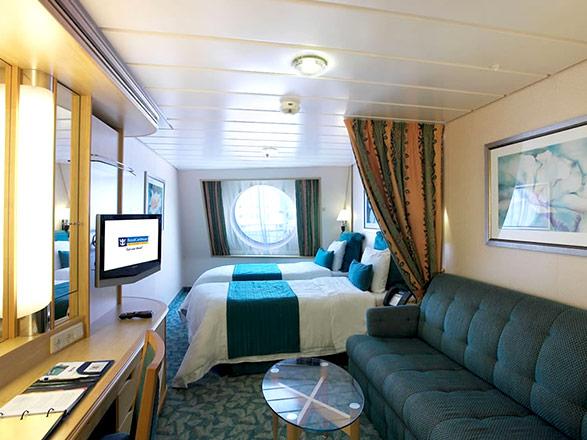 Foto cabina Vision of the Seas  - Cabina esterna