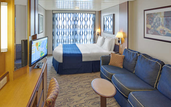 Foto Cabina Jewel of the Seas - Cabina Balcone
