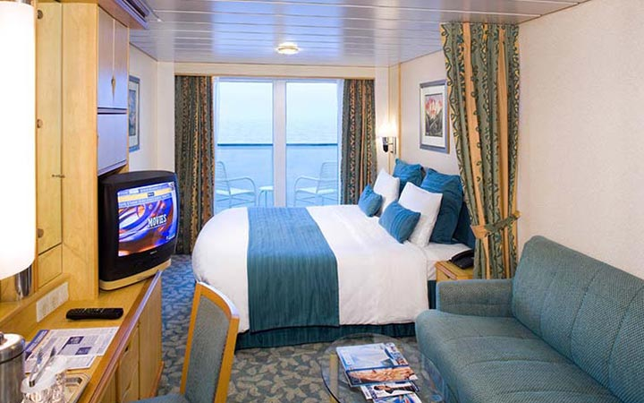 Foto Cabina Mariner of the seas - Cabina Balcone