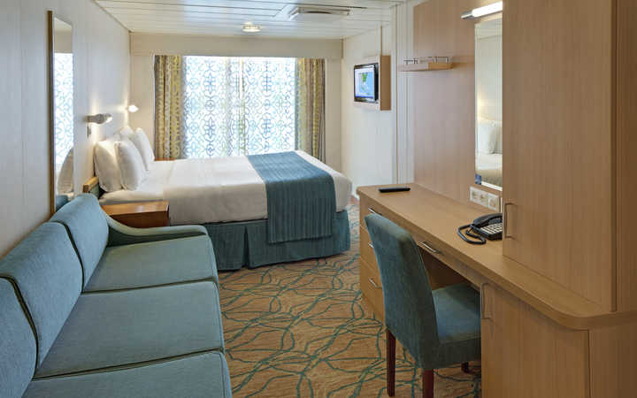 Foto Cabina Rhapsody of the Seas - Cabina Balcone