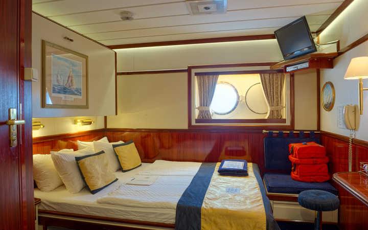 Foto Cabina Star Clipper - Cabina Esterna