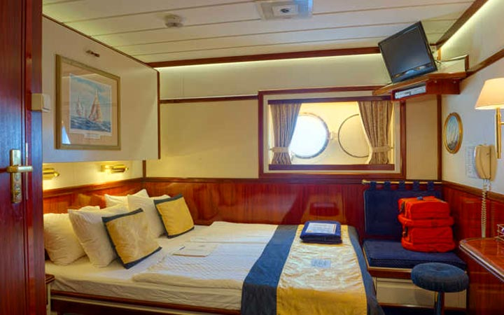 Foto Cabina Star Flyer - Cabina Esterna