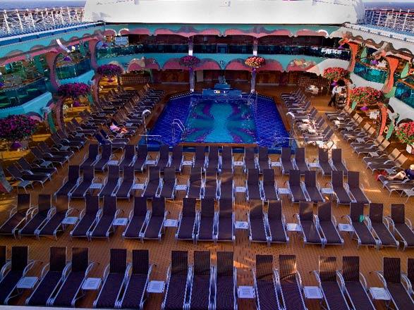 Carnival Splendor Foto E Informazioni Per La Tua Crociera