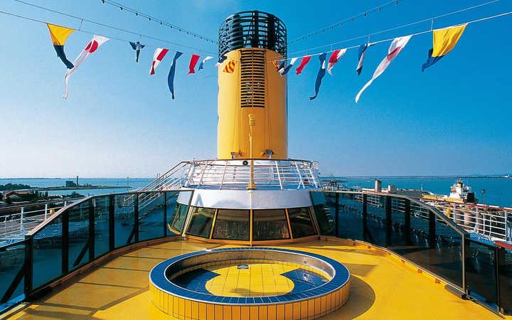 Costa atlantica foto video e crociere sulla nave costa for Costa neoriviera piano nave