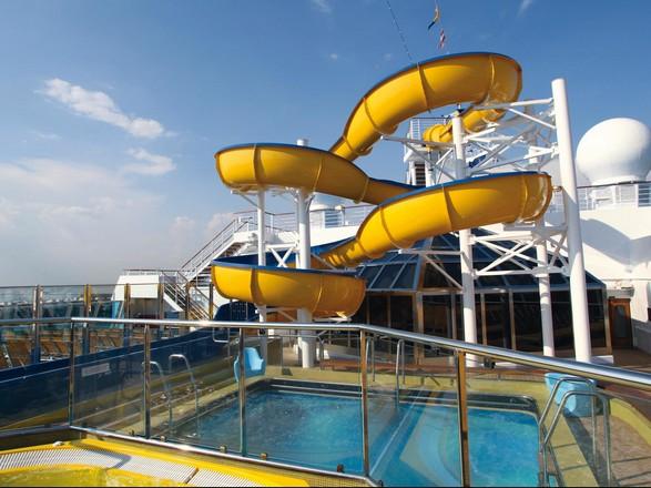 Costa fascinosa foto e informazioni per la tua crociera - Costa luminosa piscine ...