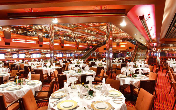 Costa pacifica foto e informazioni per la tua crociera for Costa pacifica piano nave