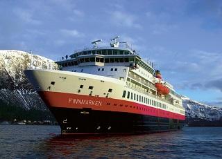 Crociera a bordo della MS Finnmarken