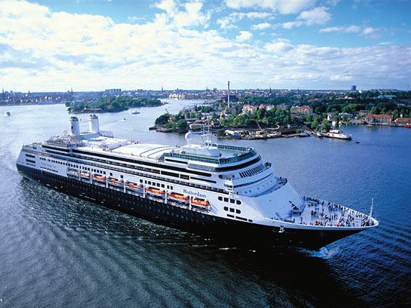 Crociera MS Rotterdam