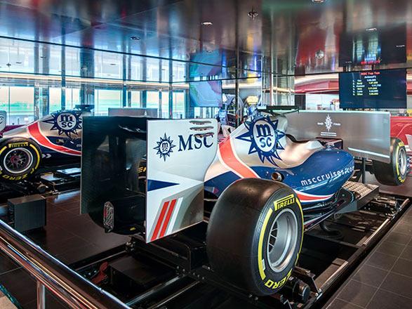 MSC Grandiosa: foto e informazioni per la tua Crociera