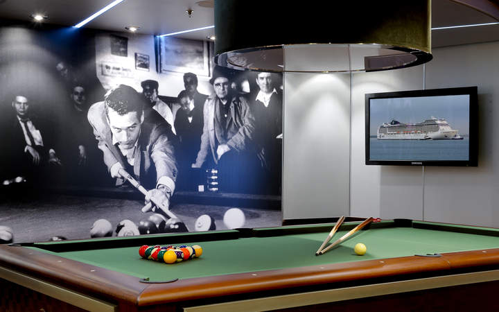 Snooker Barcellona velocità dating