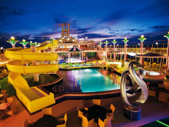 Crociera Norwegian Pearl