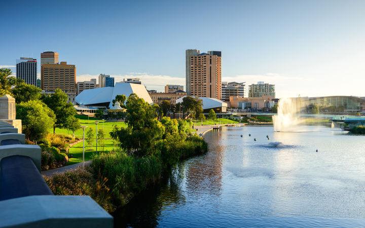 Crociera Adelaide