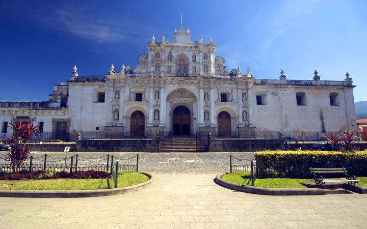 Crociera Antigua