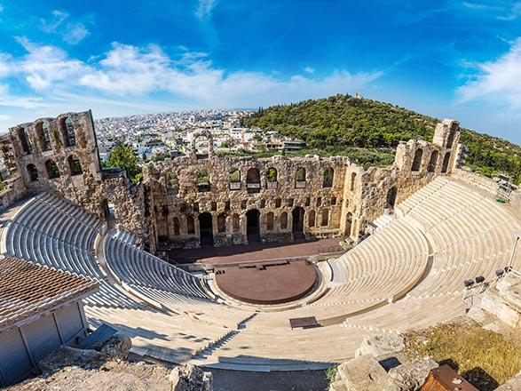 croisière Isole greche : Grecia e Turchia