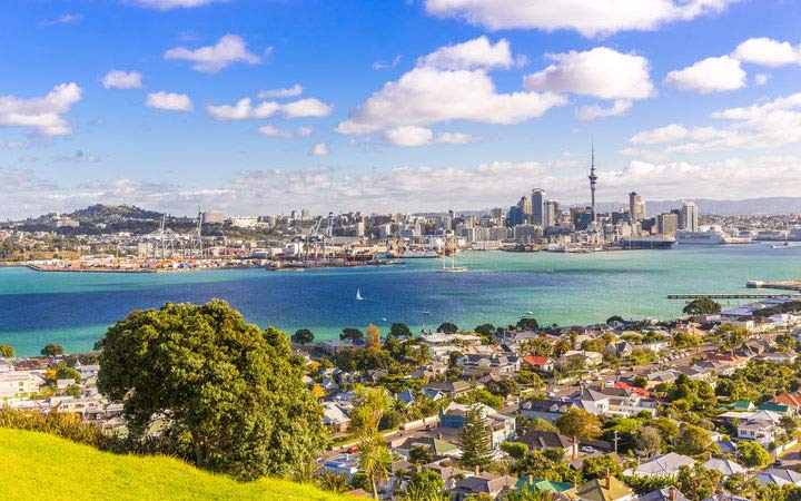 Crociera Auckland