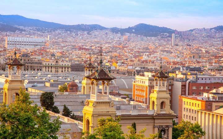 Crociera Barcellona