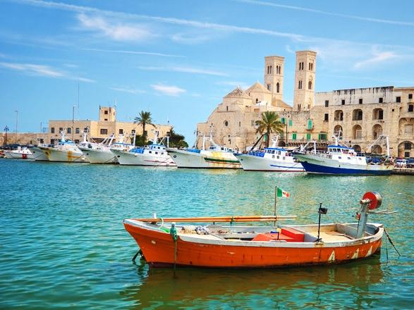 croisière Mediterraneo Orientale - Isole greche : Italia, Grecia, Croazia