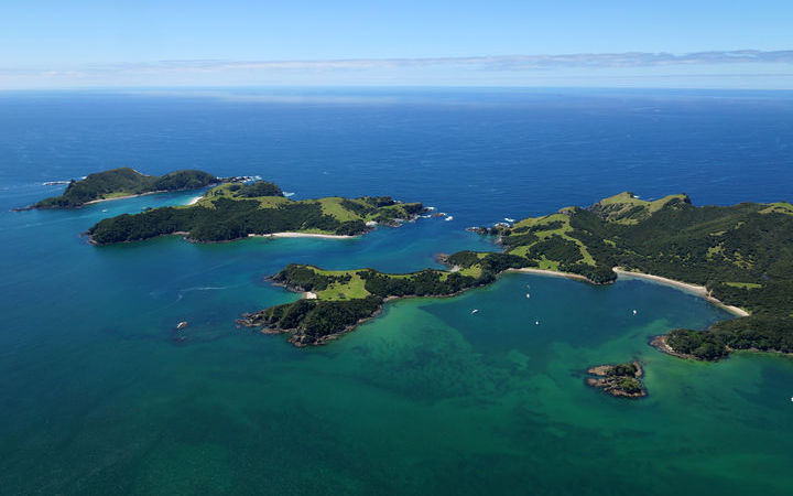 Crociera Bay of Islands