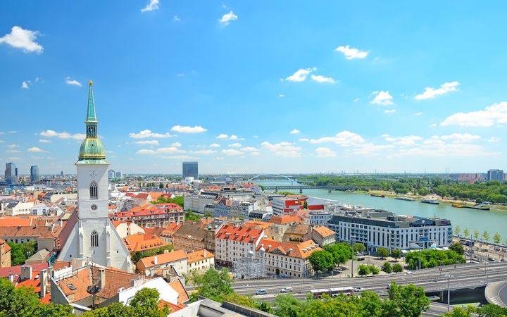 Crociera Bratislava