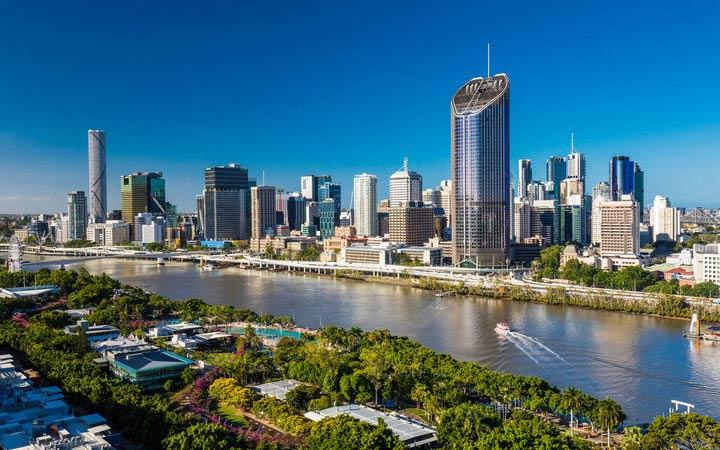 Crociera Brisbane